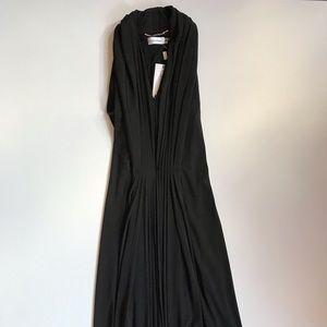 Calvin Klein Black Dress. Size 8 NWT